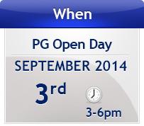 Postgraduate Open Day