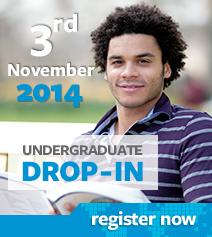 Undergraduate Open Days